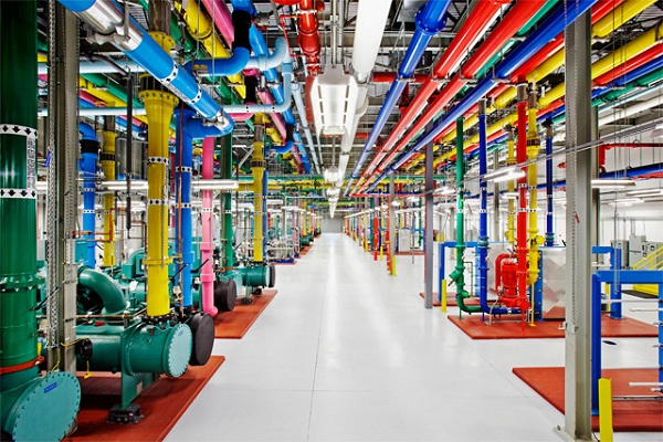 google data center 01