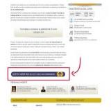 Prueba de conversión: Llamada a la acción justo debajo del texto del producto
