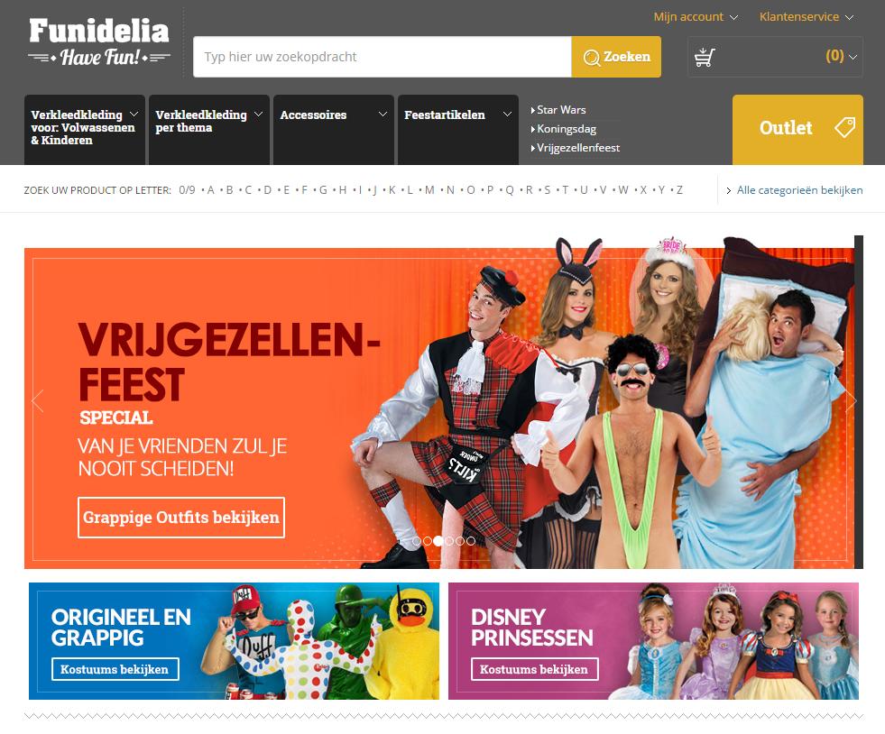 Funidelia.nl